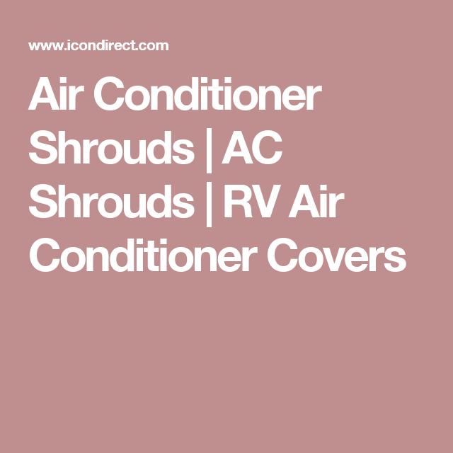 Air Conditioner Shrouds | AC Shrouds | RV Air Conditioner
