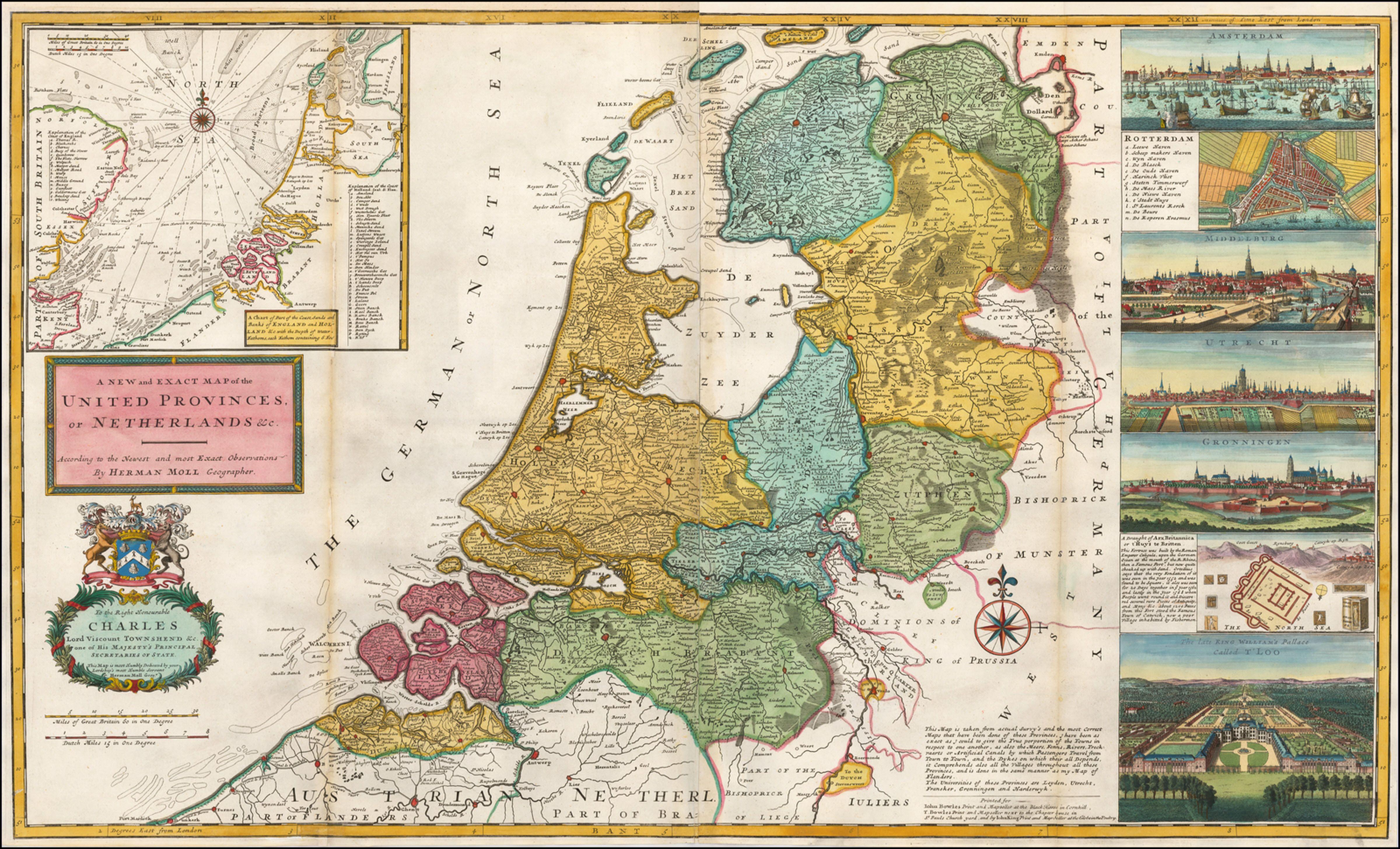 De Atlas Ortelius Is De Eerste Moderne Wereldatlas Abraham