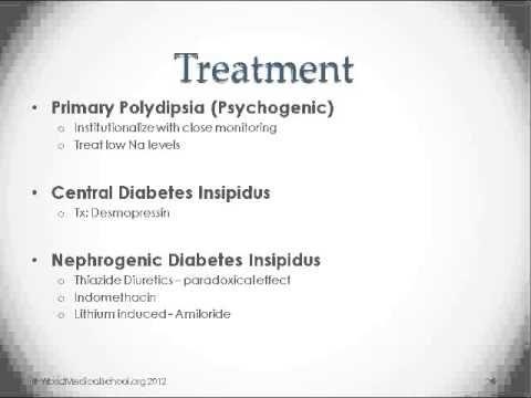 Pin On Diabetes Insipidus Treatment