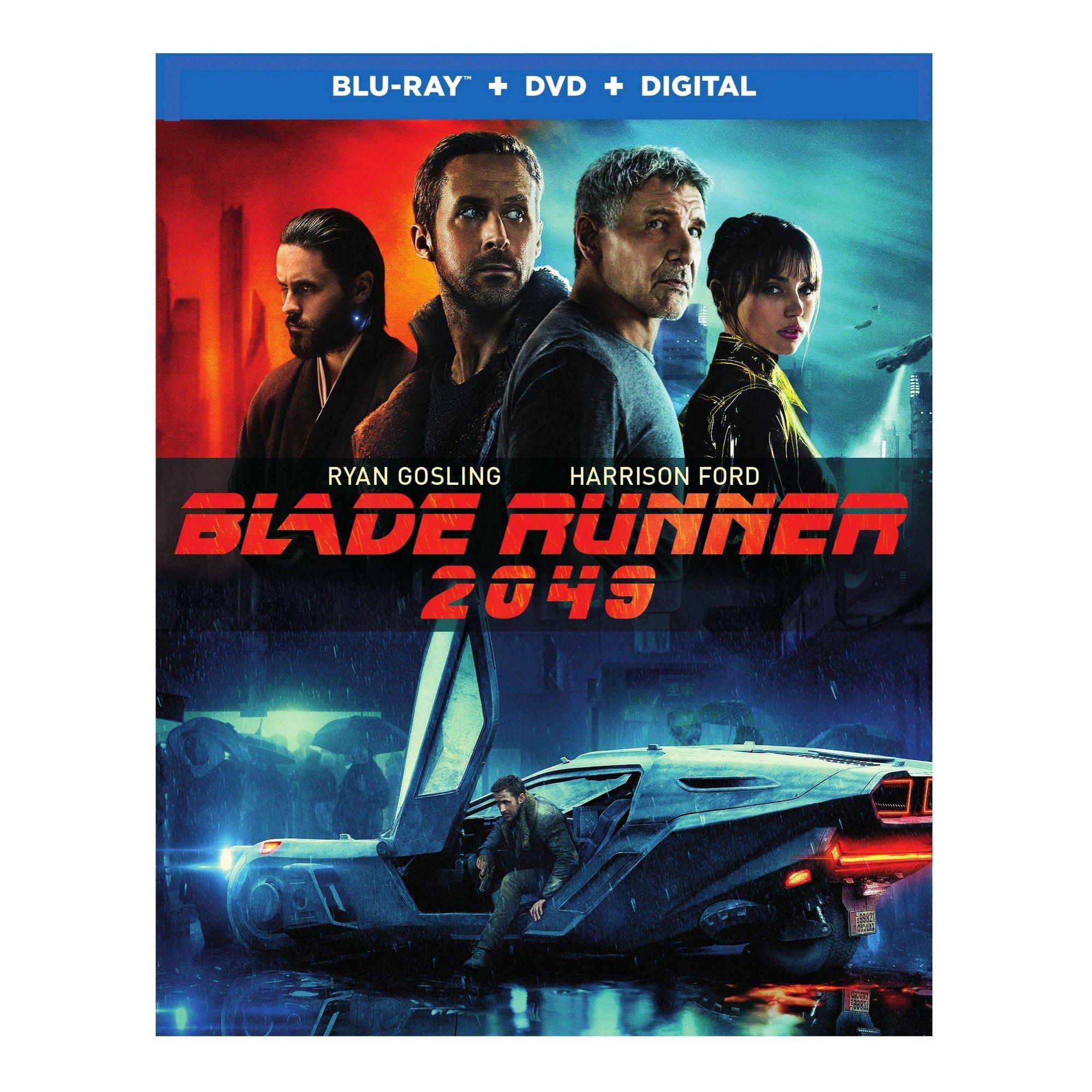 Blade Runner 2049 Blu Ray In 2021 Blade Runner Blade Runner 2049 Harrison Ford Blade Runner