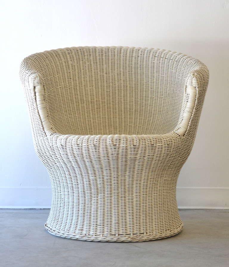 Woven Tub Chair image 9