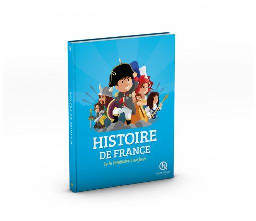 Histoire De France Premium Eveil Et Jeux Enfant Books