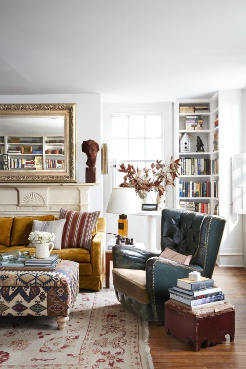 21 Cozy Living Rooms Ideas to Last You the Whole Winter Cozy