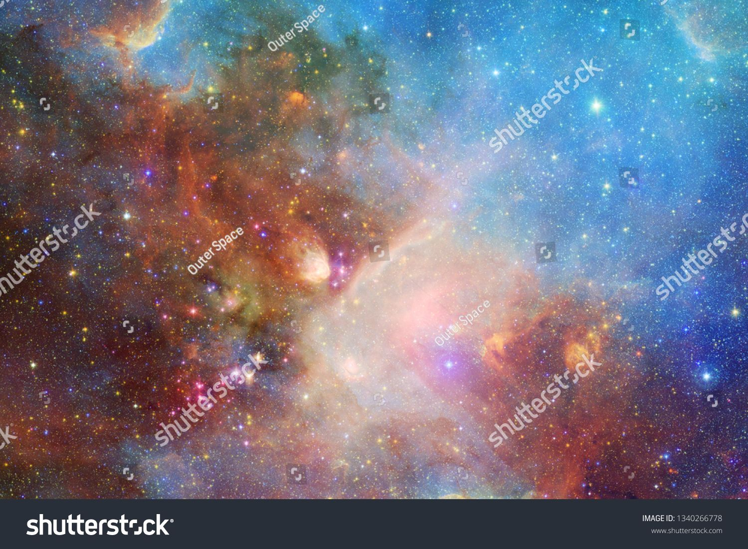 Deep Space Science Fiction Fantasy In High Resolution Ideal For Wallpaper Elements Of This Image Furnished In 2020 Science Fiction Fantasy Deep Space Science Fiction