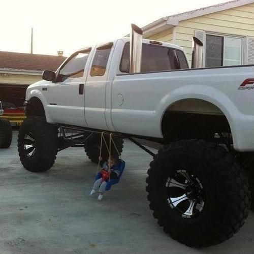 old trucks with stacks | Lift Kit, Exhaust Stacks, and ...