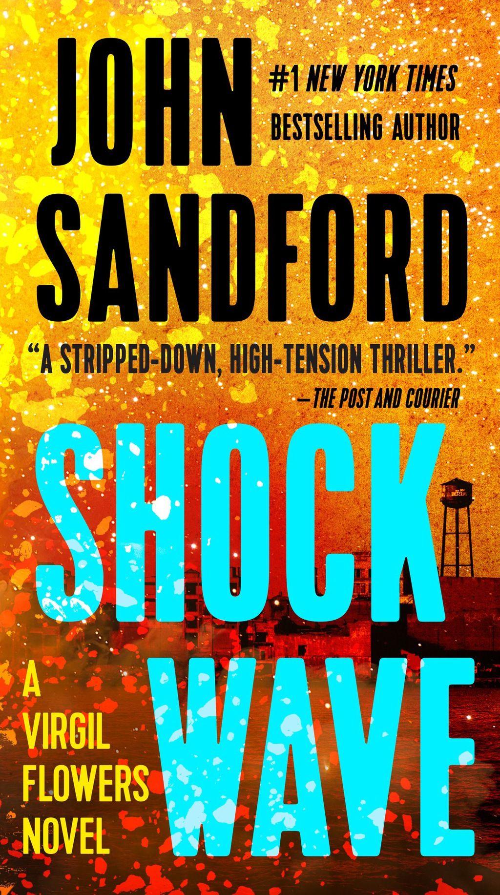 Shock wave : Sandford, John, 1944 February 23- : Free ...