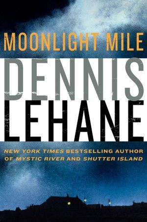 I love anything by Dennis Lehane