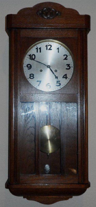 Pin Em Antique Clocks