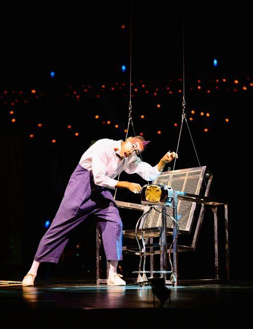 List Of Current Shows Worldwide Cirque Du Soleil Cirque Du Soleil Cirque Circus