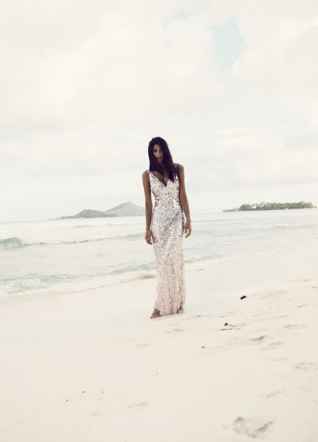 The LANE Tahitian Dreaming Editorial. Styling/Art Direction: Karissa Fanning. Model: Pia Miller. Location: Bora Bora. http://www.thelane.com/the-guide/fashion/editorial/tahitian-dreaming