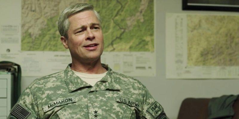 Brad Pitt é um general no trailer do drama War Machine da Netflix