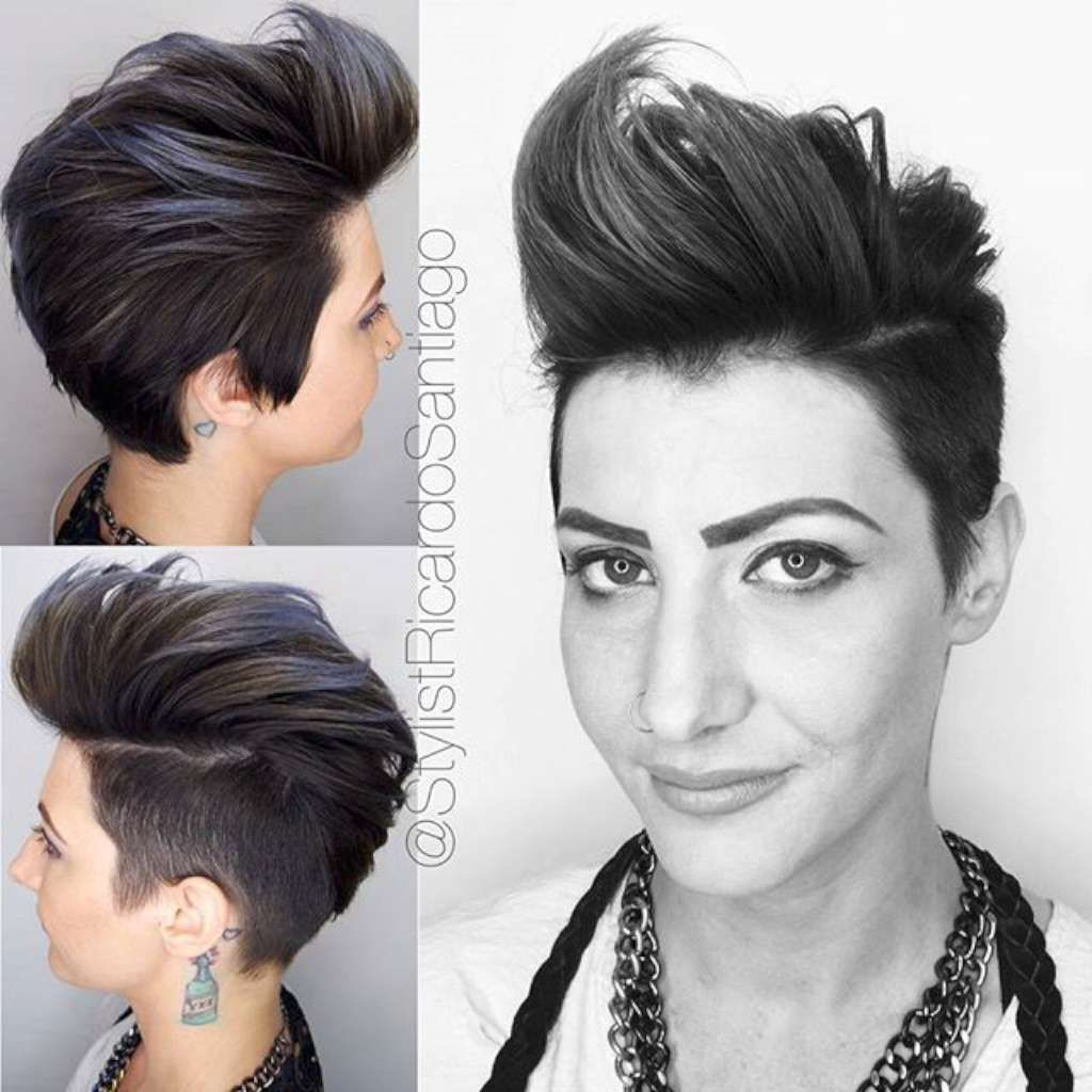 Short Hairstyles For Women 2016 1