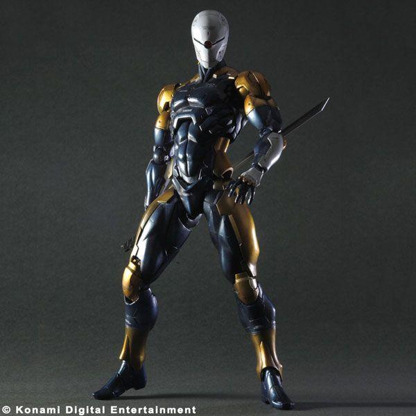 """ninja cyborg   ... Kai - Metal Gear Solid """"Cyborg Ninja"""" เดือน 2 ปี 2012"""