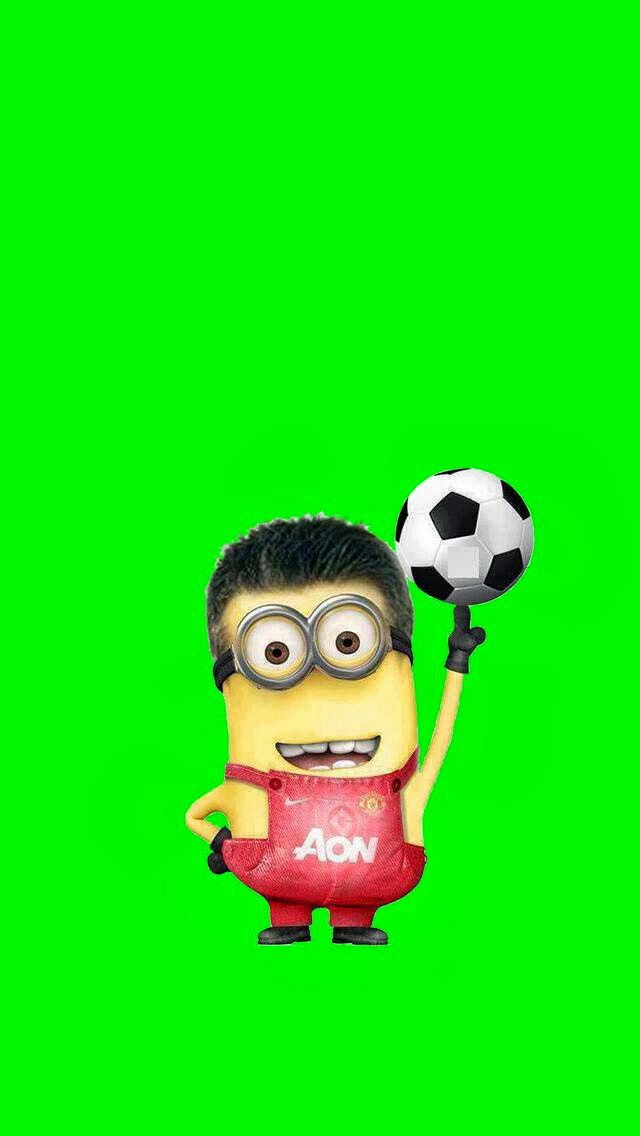 Most Best Manchester United Wallpapers Backgrounds For my other best friend that loves soccer and minions