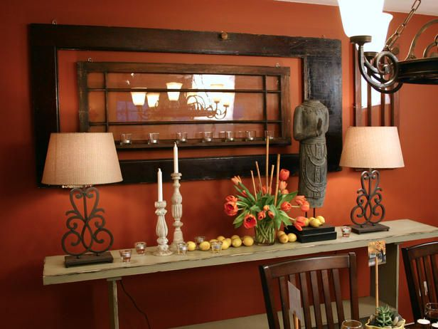 Burnt Orange Paint Color Living Room Modern Wallpaper 2018 14 Palettes That Work Livingroom Kitchen Colors Blue Green Schemes With Kick Decorating Home Garden Television