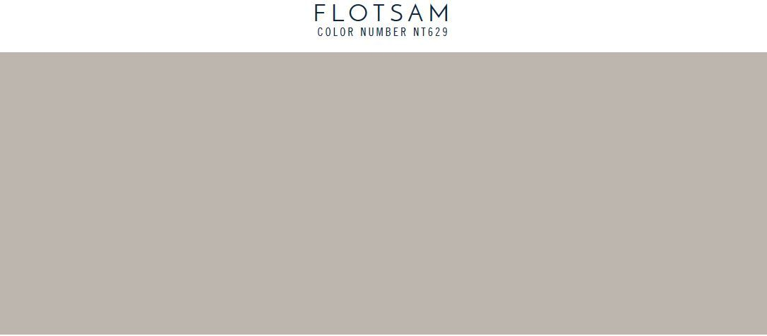 Flotsam Paint Color From Nautica Project Living Room Paint