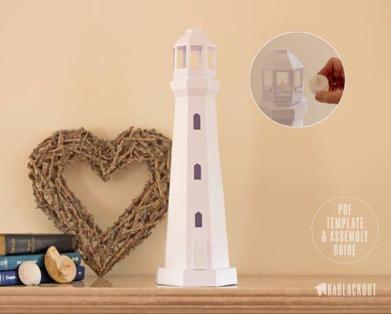 df27b9ba64a14d95ce1d50954590511e  D Letter D Papercraft Template Printable on paper model buildings, cut out, paper model, easter eggs,