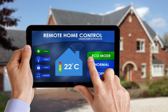 Smart-Home per Tablet steuern © Brian Jackson, Fotolia