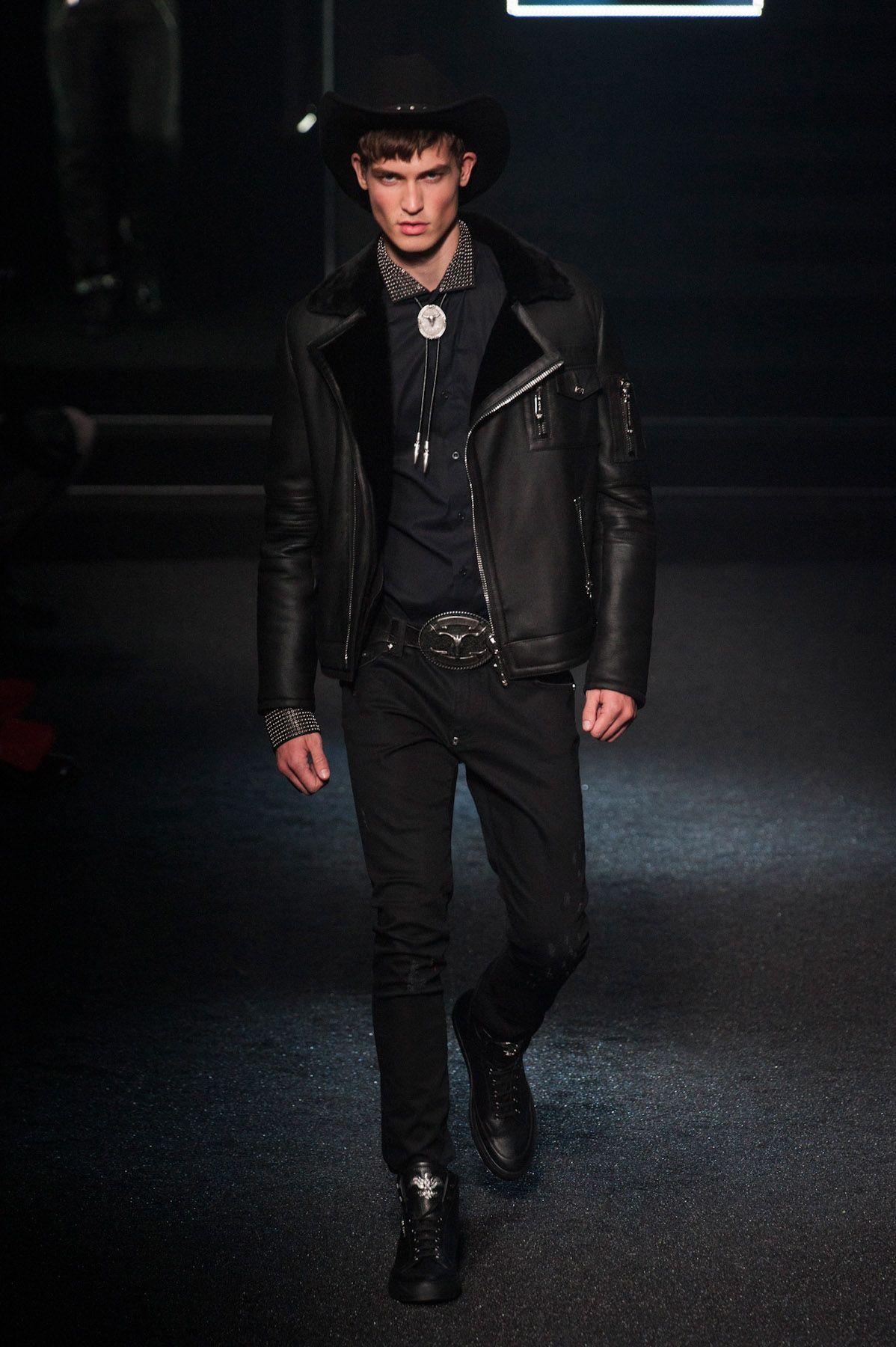 Philipp Plein MEN | Milão | Inverno 2014 RTW