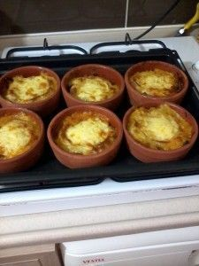 Photo of Sauteed Potato Mashed Meat in Casserole | Picture of Recipes Rec …