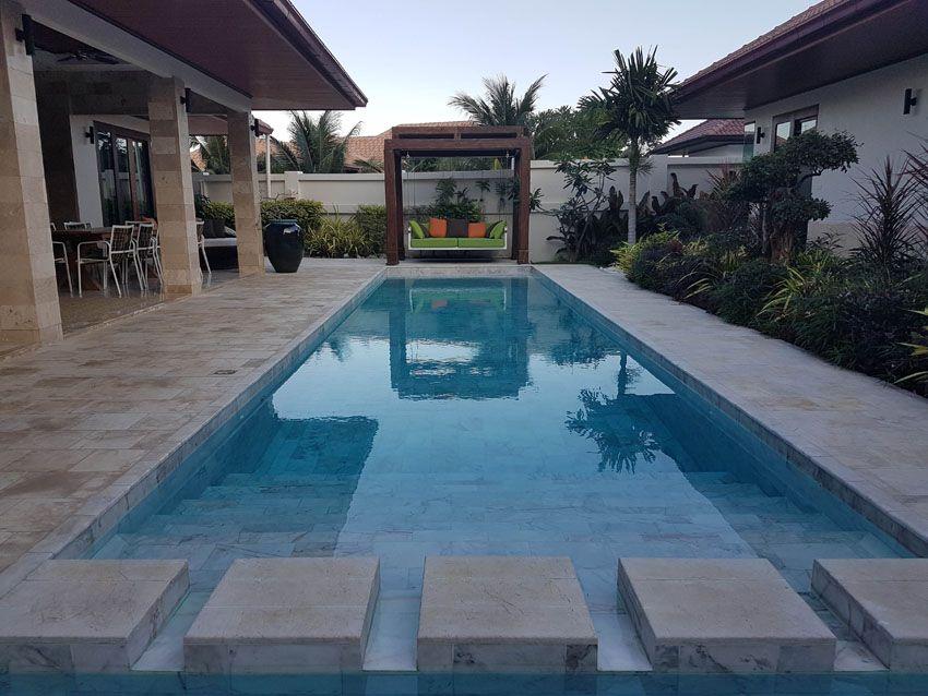 33 Amazing Modern Swimming Pool Designs Pool Landscape Design