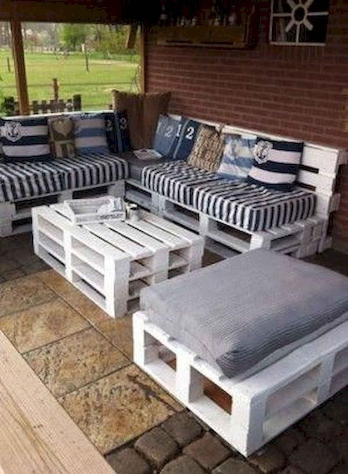 60 stunning diy projects pallet sofa design ideas 58