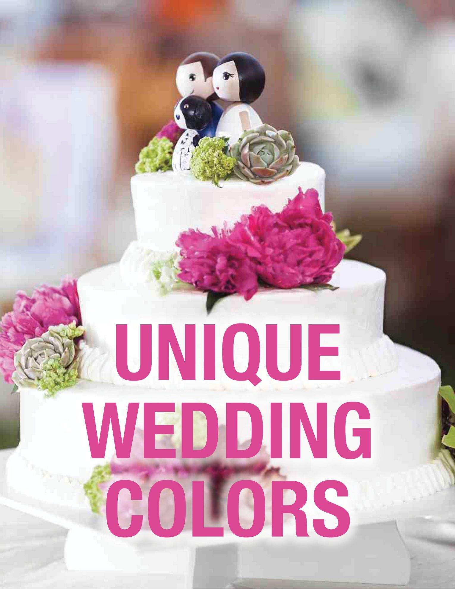 Berry and Lime Wedding Colors | Martha Stewart Weddings - Bright ...