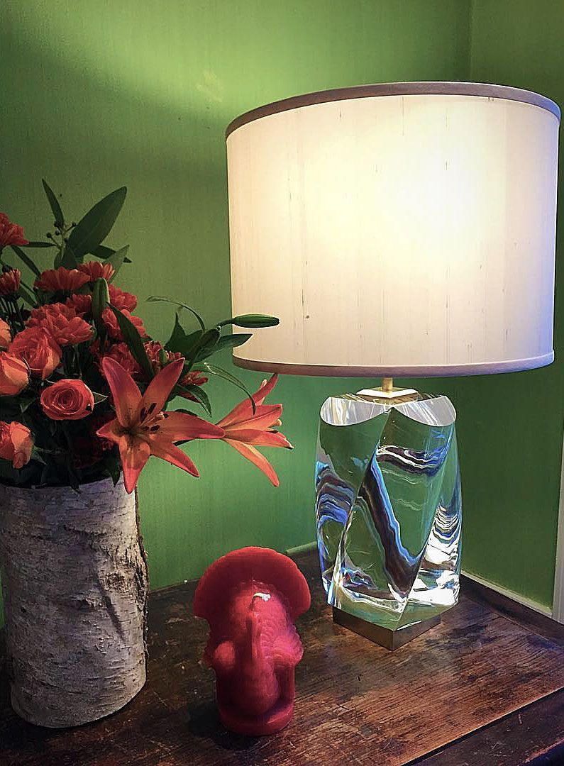Solid Crystal Lamp Available At Invitinghome Com