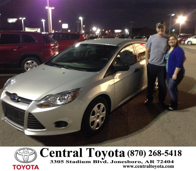 Central Toyota Jonesboro Arkansas Customer Reviews Page