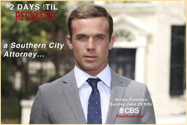 2 Days 'til the premiere of #Reckless! Watch Roy Rayder - and old world gentleman w/ fascinating contradictions #GetReckless