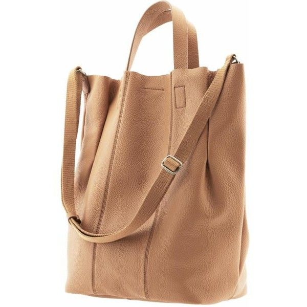 730a62682b0c Banana Republic Kristin Tote (€69) found on Polyvore. Banana Republic Brown Leather  Bags ...