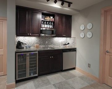 Basement Remodeling Milwaukee Decor basement kitchen design ideas, pictures, remodel, and decor - page