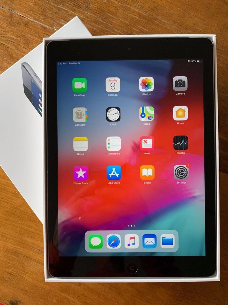 Apple Ipad Air 64gb Wifi Cellular Unlocked Original Box Excellent Condition 885909798940 Ebay Apple Ipad Air Ipad Air Cellular