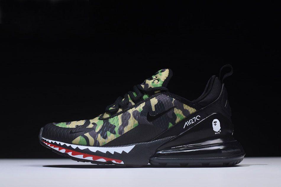 BAPE x Nike Air Max 270
