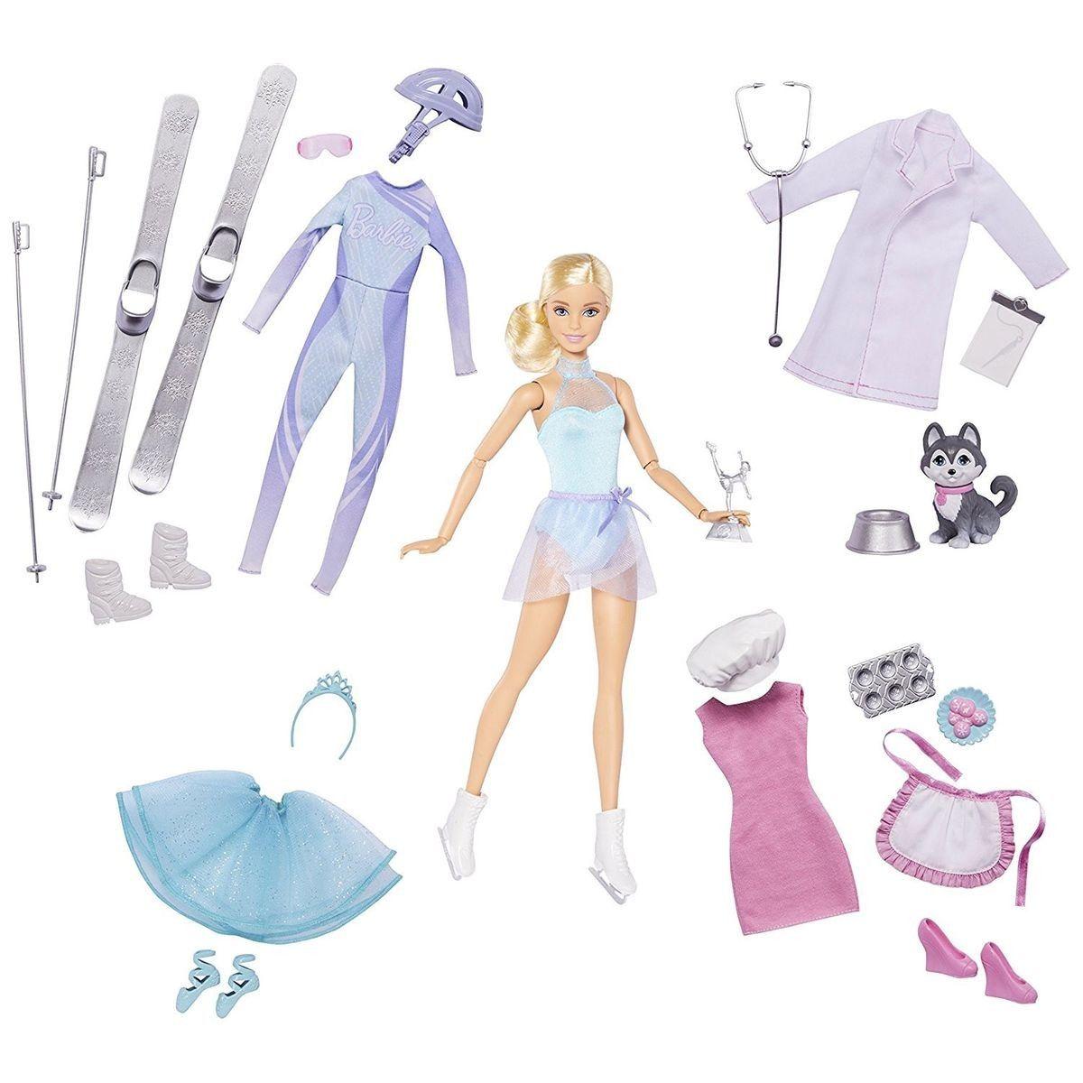 Calendrier Avent Barbie.Calendrier De L Avent Barbie In 2019 Products
