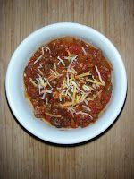 Val's Raisin Chili Recipe | Valerie Waters