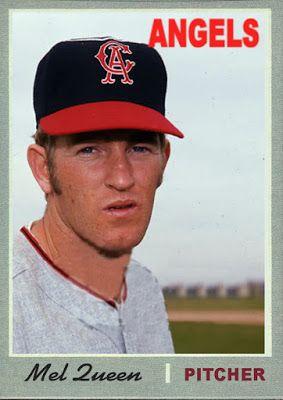 1964 Topps Reds Rookie Stars Sammy Ellis Mel Queen Old Baseball Cards Angels Baseball Baseball Cards