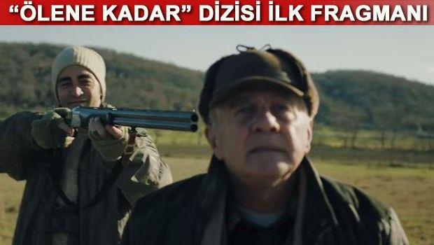 Tanıtım fragmanıyla görücüye çıkan Ölene Kadar Dizisi , oldukça beğenildi. Ocak ayında yayınlanması beklenilen diziden gelen ilk görüntül...