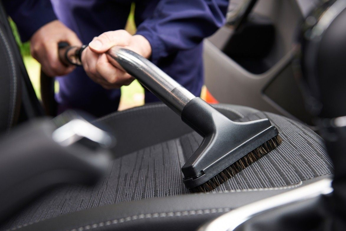Cleaning Car Seats Is Now A Cinch With This Secret Weapon