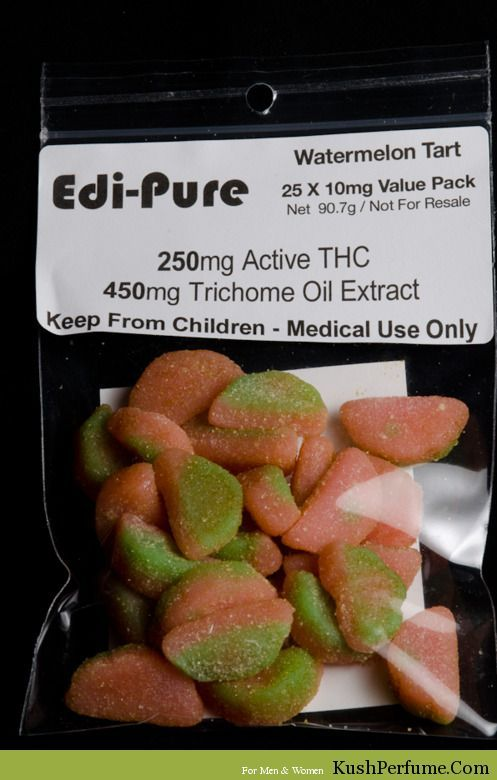 Watermelon Tart Gummy Weed   to be named l8er   Weed edibles