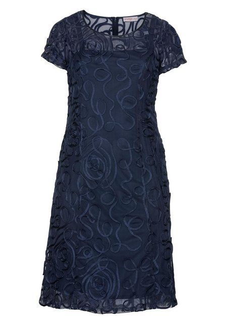 Photo of Sheego lace dress in light A-line, elaborate pattern from Z