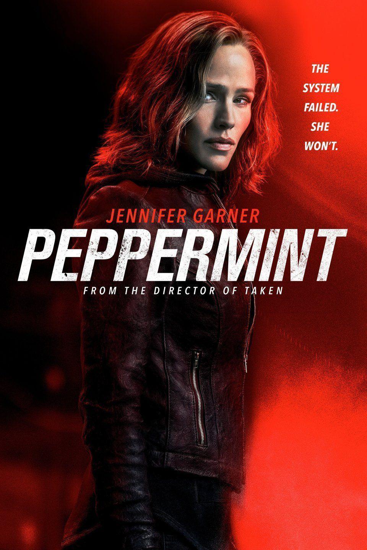 The Movie Affection - Peppermint (2018) – Movie #192 | Jennifer garner,  Movies, Peppermint