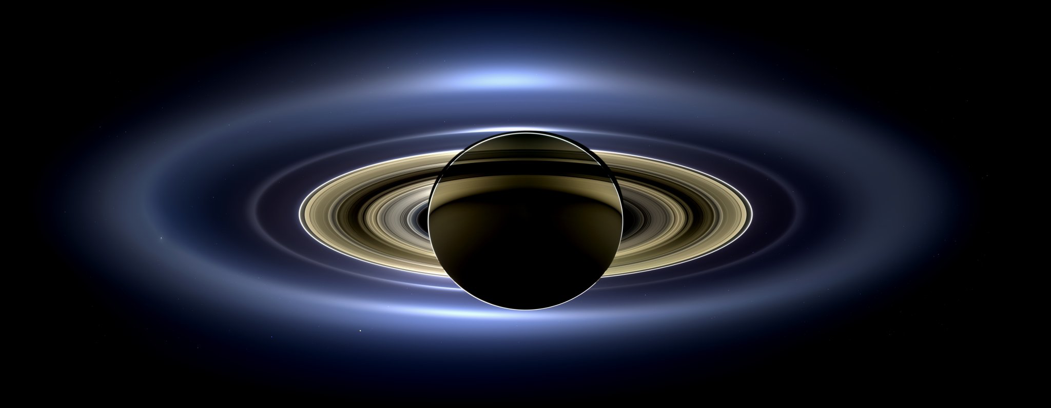 Of the many spectacular photos Cassini has taken over the years!