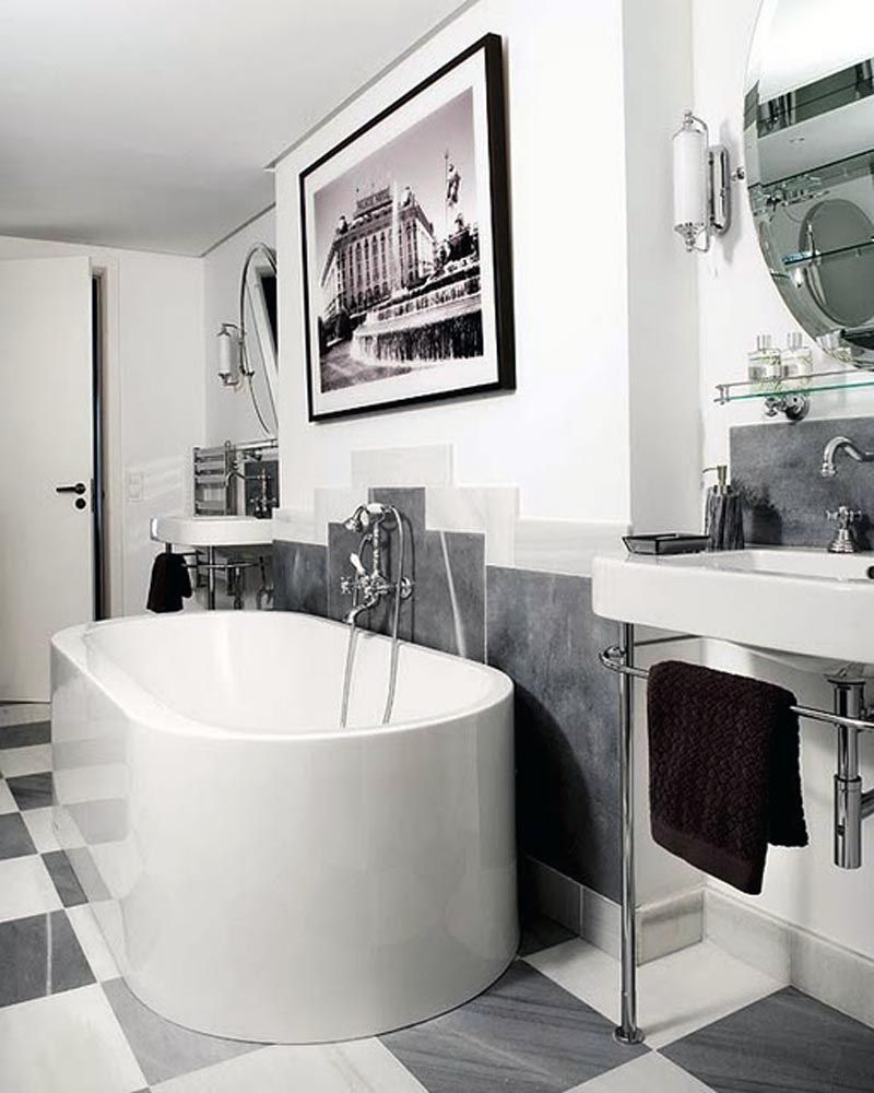 art deco furniture bathroom #finnstyle #artekulatemyspace | Artek ...