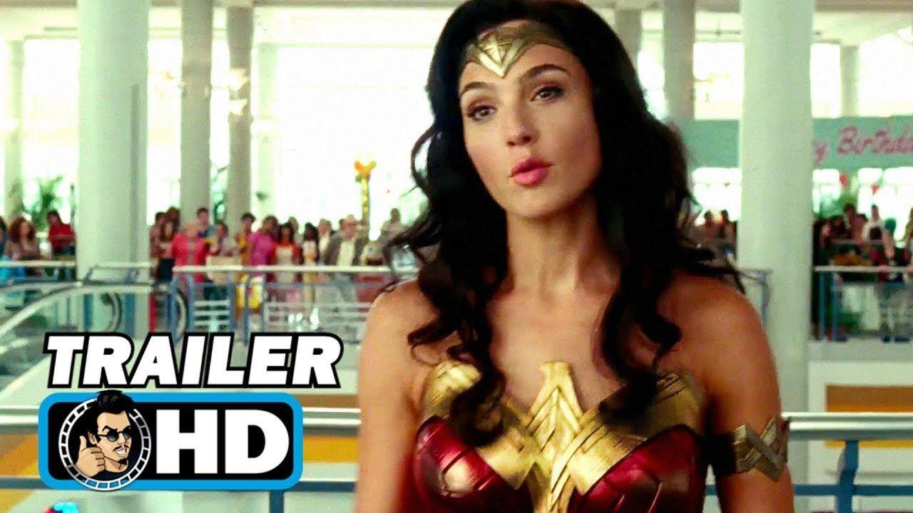 Wonder Woman 1984 Tide Super Bowl Trailer 2020 Youtube In 2020 Wonder Woman Gal Gadot Trailer Song