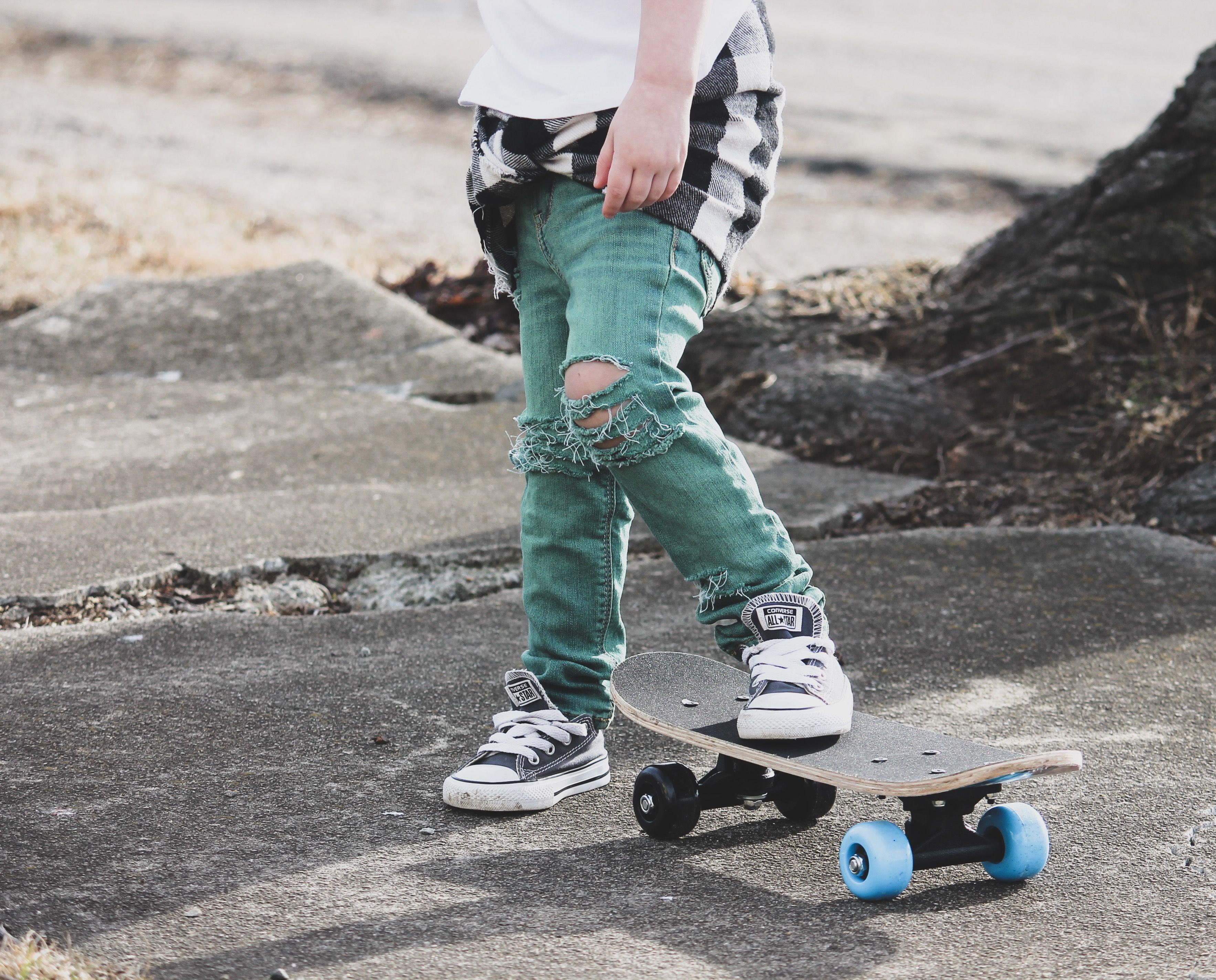 Green Jeans Distressed Denim Skinny Jeans Toddler Style Skater Outfits Skater Outfits Toddler Fashion Green Jeans