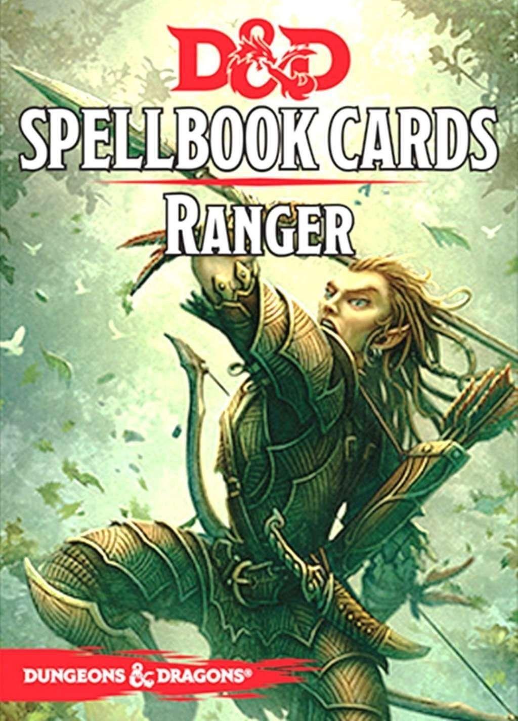 d&d 5e spell cards amazon