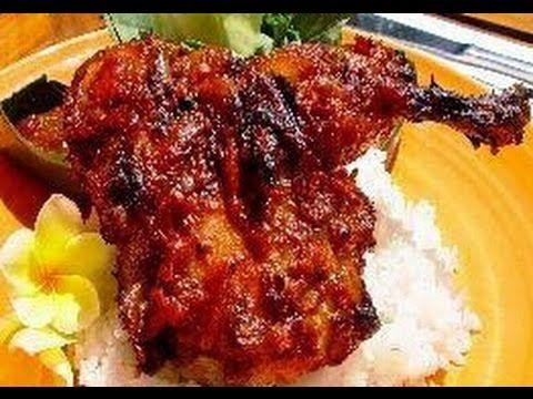 Resep Dan Cara Memasak Ayam Bumbu Rujak Enak Food Recipes Spicy Recipes