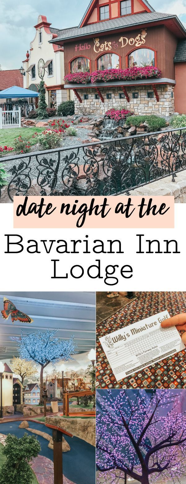 Bavarian Inn Lodge Romantic Vacations Michigan Travel Frankenmuth Michigan