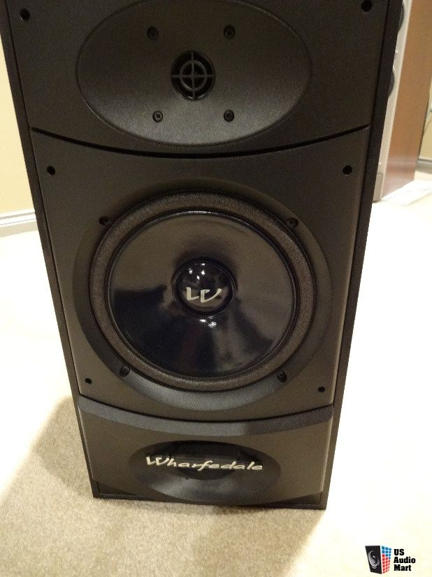 4 X Wharfedale Valdus 300 Bookshelf Speakers